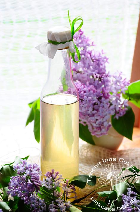 syrop z lilaka,czy bez lilak jest jadalny,syrop z bzu lilaka, lilac flower syrup,lilac blosom syrup