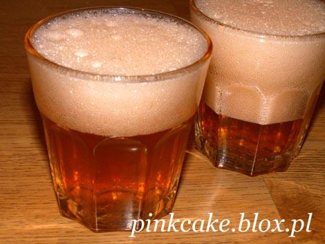 galaretkowe piwo, beer-like jelly